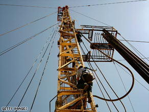 Partisan divisions over drilling has stalled energy legislation in Congress.