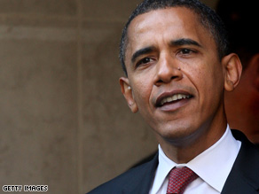 Sen. Barack Obama said Sunday that Michigan and Florida delegates should get a full vote.