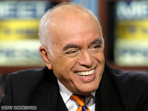 Journalist Robert Novak said he will retire to focus on treatment for a brain tumor.