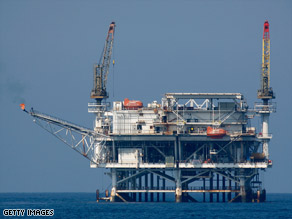 John McCain supports expanding opportunities for offshore drilling, but Barack Obama opposes it.