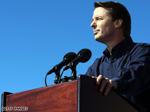 Former Sen. John Edwards told ABC News that he had an affair with Rielle Hunter.