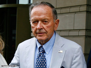 Republican Sen. Ted Stevens wants his trial moved to Alaska from Washington.