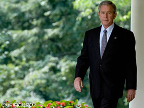 President Bush's popularity is low but the race to replace him is staying close.
