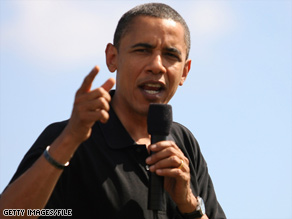 Barack Obama's plane had to make an unscheduled landing on July 7 in St. Louis, Missouri.