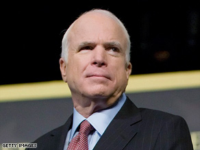 Sen. John McCain's campaign is planning several rallies the day after the Democratic convention ends.