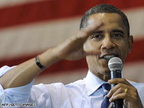 Sen. Barack Obama says he has decided on his running mate but is not yet ready to reveal the name.