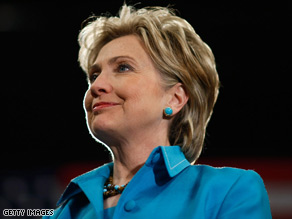 Sen. Hillary Clinton will deliver a highly anticipated speech Tuesday night.