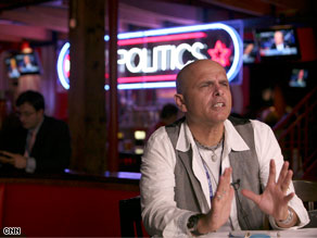 Joe Pantoliano has met with the Obama and McCain camps to promote mental health and recovery.