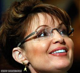 McCain picks Alaska governor as running mate