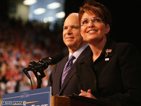 Sen. John McCain's running mate, Alaska Gov. Sarah Palin, is accused of pressuring a state official.