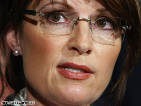 "Gov. Sarah Palin will need to expand on her ""hockey mom"" image."