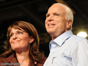 Sen. John McCain and Alaska Gov. Sarah Palin call themselves the 'original mavericks' in a new TV ad.