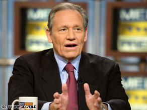 "Bob Woodward's book, ""The War Within: Secret White House History 2006-2008,"" came out Monday."