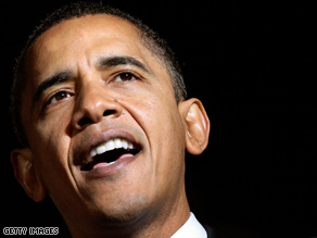 Sen. Barack Obama is looking to turn Indiana from red to blue in November.