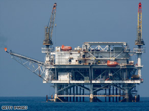 "The White House says a House bill that would allow more offshore oil drilling showed a ""lack of seriousness."""