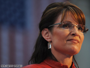 Gov. Sarah Palin is in New York to meet with leaders from around the world.
