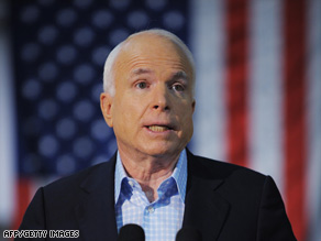 Barack Obama's preparation included reviewing old tapes of John McCain and debating with a sparring partner.