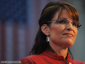 "Gov. Sarah Palin let the ""Road to Nowhere"" go ahead because the contract had been signed."