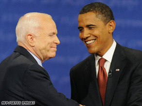 Did Sens. John McCain and Barack Obama help or hurt bailout negotiations?