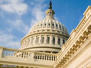 Servers hosting Web sites of the House of Representatives have been flooded with millions of e-mails in recent days.