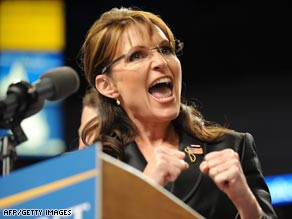 Independent voters have turned against Sarah Palin in recent polls.