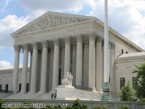 The new president could have the opportunity to name three or four justices to the Supreme Court.
