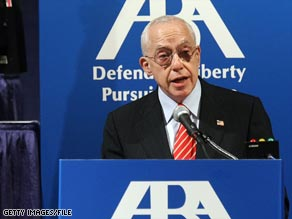 Attorney General Michael Mukasey announced the appointment of a special prosecutor Monday.