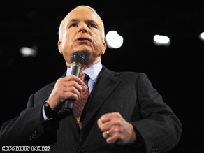 "Sen. Barack Obama is out with a new ad that brings up McCain's ties to the ""Keating Five"" scandal."