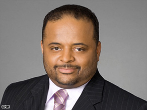 Roland Martin says blasting one person's associations can boomerang.