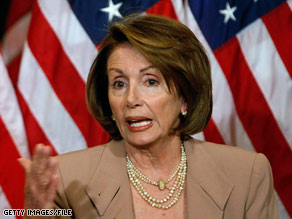 House Speaker Nancy Pelosi has said the economic crisis may warrant a $150 billion stimulus package.