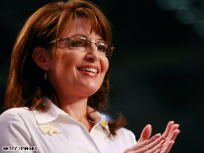 "Gov. Sarah Palin says she has been ""cleared of any legal wrongdoing."""