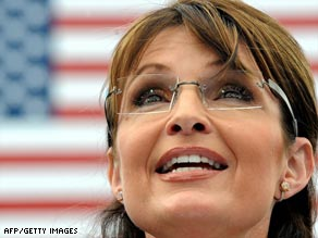 "One European newspaper called the idea of a Palin presidency a ""half-baked Alaskan nightmare."""