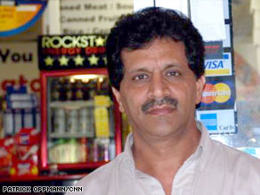 Victor Kapur says his expenses are going up as customers become more thrifty.