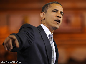 Sen. Barack Obama hits prime time Wednesday night with a 30-minute ad buy.