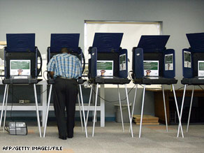The Justice Department says election monitors and observers will be at the polls Tuesday to ensure fairness.