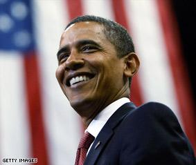 Obama makes history