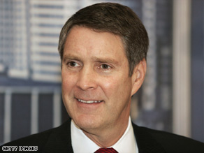 Former Senate Majority Leader Bill Frist says it's good that Obama and Biden are members of the Senate.