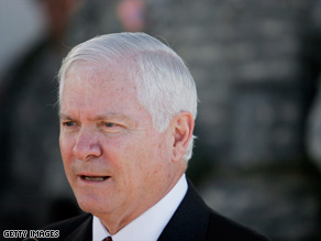 Washington insiders wonder whether Defense Secretary Robert Gates will stay in the post past January.