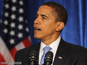 President-elect Barack Obama emphasized the economy in a news conference in Chicago, Illinois, on Friday.