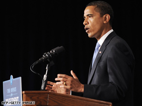 Watch Obama announce his economic team on CNN.com/live.