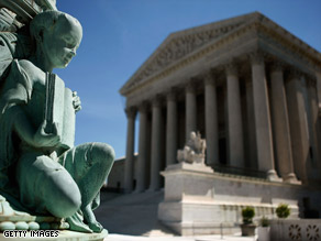 The U.S. Supreme Court hears a case mixing religion, politics and social norms with national implications.