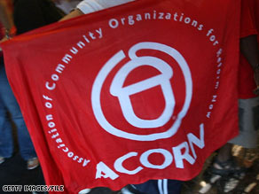 The fired board members were investigating allegations that money was embezzled from ACORN eight years ago.