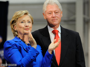 Bill Clinton's extensive global ties could cause conflict if Hillary Clinton is appointed as secretary of state.