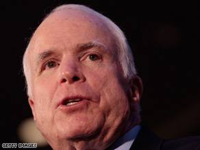 Sen. John McCain is looking forward to returning to the Senate full time, aides say.