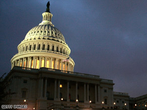The Senate passed a bill Thursday that extends unemployment benefits.
