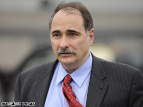 Senior adviser David Axelrod says it will take the 'best people we can find' to carry out Obama's economic plan.