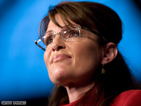 Gov. Sarah Palin is stumping for Sen. Saxby Chambliss in Georgia on Monday.