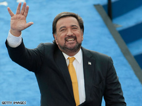 New Mexico Gov. Bill Richardson was a candidate for the Democratic presidential nomination this year.