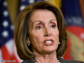 "News of November job losses ""changed everything"" for House Speaker Nancy Pelosi, an official said."