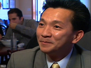 "Anh ""Joseph"" Cao would be the first Vietnamese-American to serve in Congress if elected Saturday."